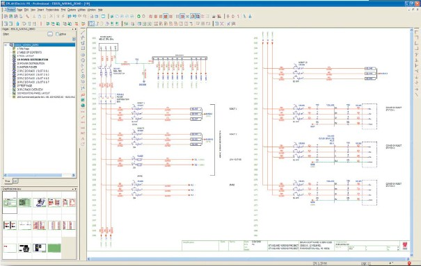 Electrical engineer mengenal software eplan electric p8 for What is eplan software